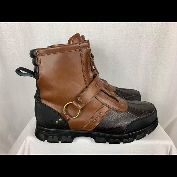 Conquest Ii Polo Ralph Size Lauren Hi 5d 11 Boots dQrCExoBeW